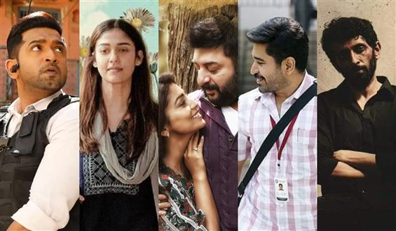 20+ Tamil Movies gear up for direct OTT release!
