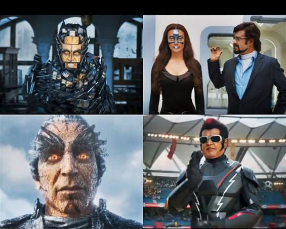 2.0 Trailer Hindi: Gear up for the battle between ...