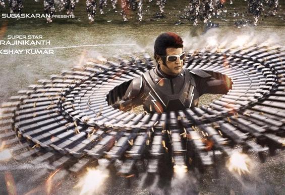 2.0 Trailer: Rajinikanth says he's here to set the screens on Fire!