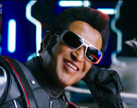 2.0 Trailer to be launched on Diwali day?