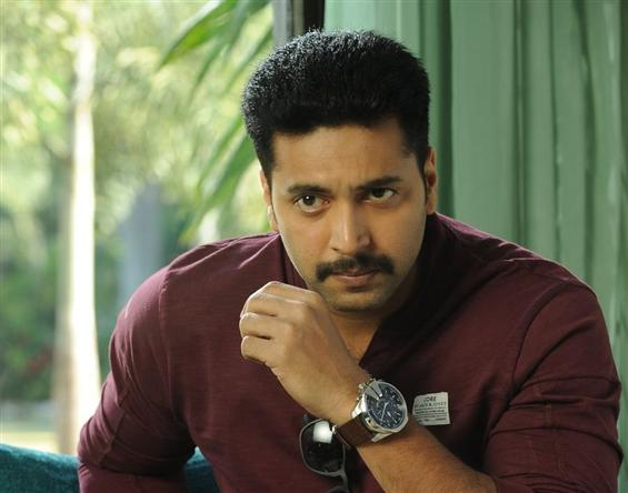 3 Film Deal for Jayam Ravi!