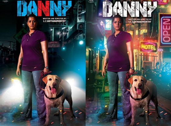 5 First Looks for Danny starring Varalaxmi Sarathkumar!