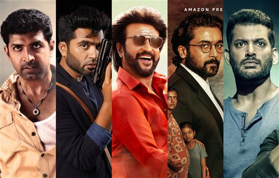 5 Tamil movies to release for Diwali 2021!