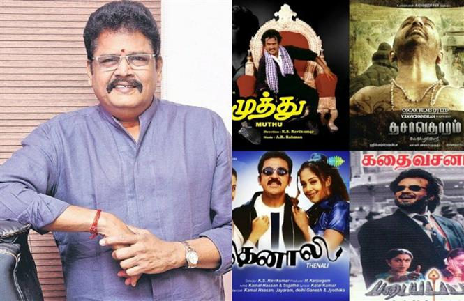 8 Best films of KS Ravikumar you can watch anytime!