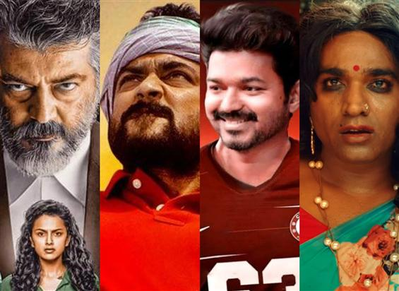 8 Most Expected Tamil Movies of 2019