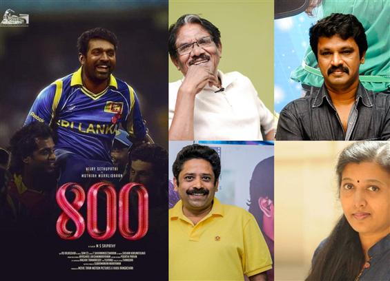 800: Bharathiraja joins the celeb-bandwagon opposi...