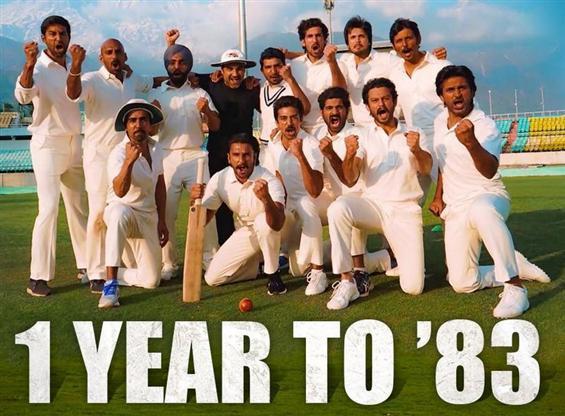 83 Release Date ft. Ranveer Singh