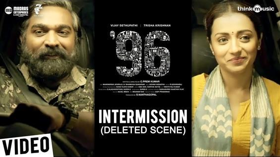96 Deleted Scenes feat. Vijay Sethupathi, Trisha