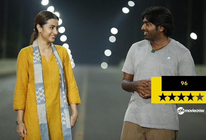 96 Review - Superlative performance from the lead pair in a poetic romance!