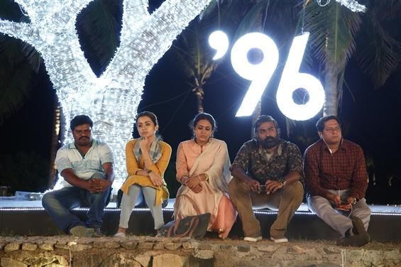 96 The Movie Release Date