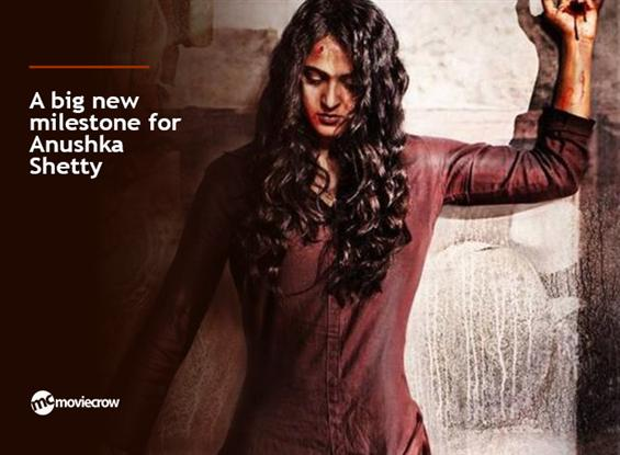 A big new milestone for Anushka Shetty