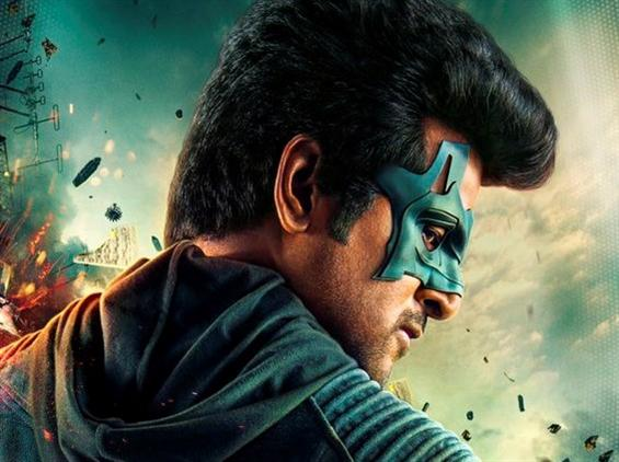A superhero film from Sivakarthikeyan?