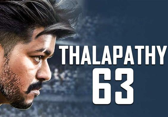 A whopping price for Thalapathy 63's Satellite & S...