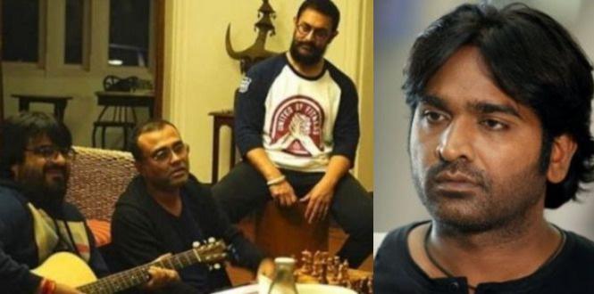 Aamir Khan begins work on Lal Singh Chaddha; Vijay Sethupathi's role revealed