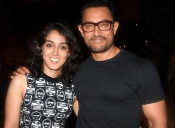 Aamir Khan's daughter Ira Khan gets ready for dire...