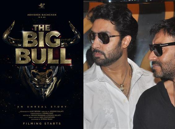Abhishek Bachchan begins filming for Ajay DevgN pr...