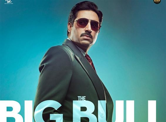 Abhishek Bachchan's 'The Big Bull' locks a release...