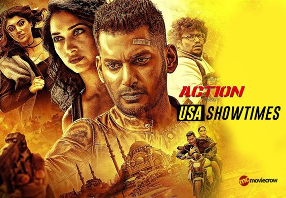 Action - USA Theater List