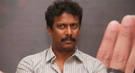 Actor-Director Samuthirakani's Next Titled Aan Devadhai
