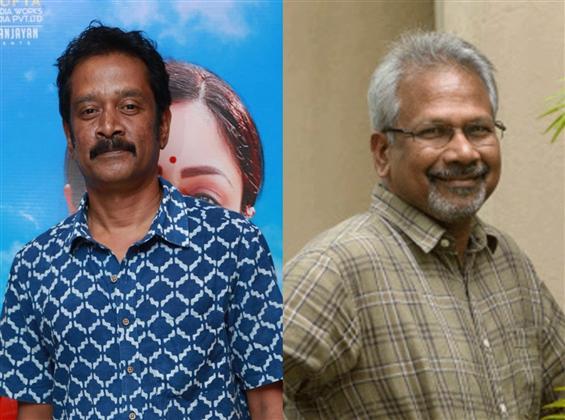 Actor Elango Kumaravel pens for Mani Ratnam's Ponn...