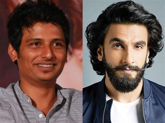 Actor Jiiva to make Bollywood debut with a Ranveer...