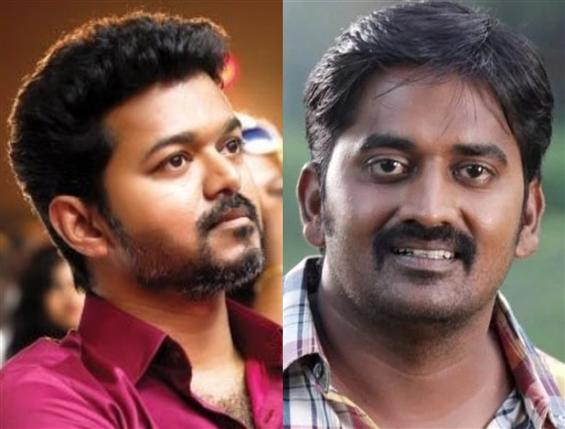 Actor Karunakaran makes peace with Vijay & his fan...