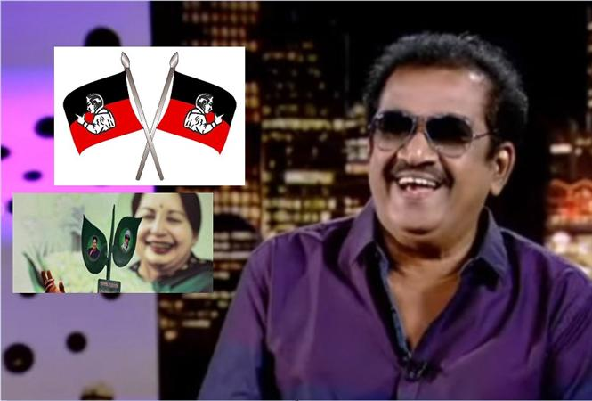 Actor Pandu, man behind AIADMK party symbols passes away!