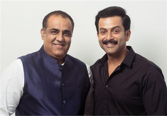 Actor Prithviraj collaborates with Sony Pictures International!