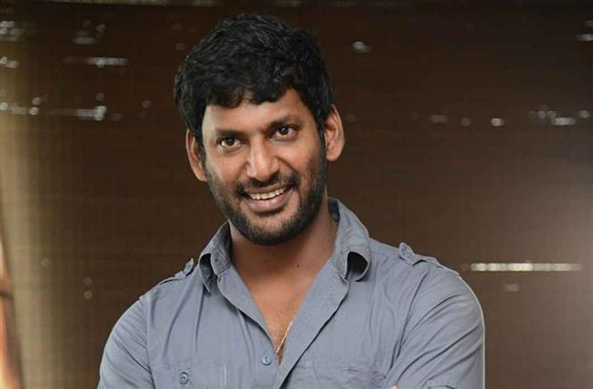 Actor Vishal To Shoot For Two Films Side-by-side! Tamil