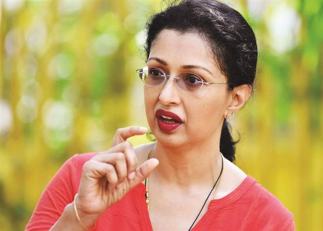 Actress Gautami in the newly formed CBFC