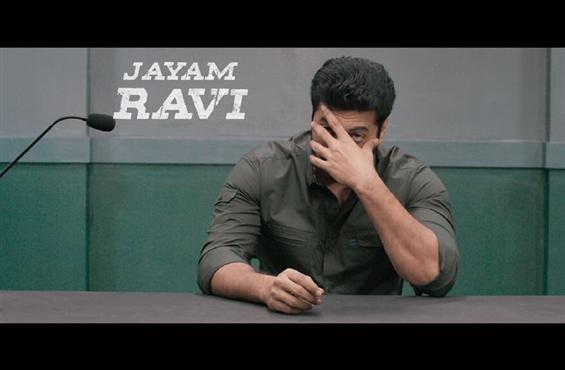 Adanga Maru Teaser feat. Jayam Ravi