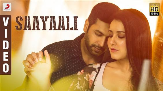 Adanga Maru Video Songs - Sayaali feat. Jayam Ravi...