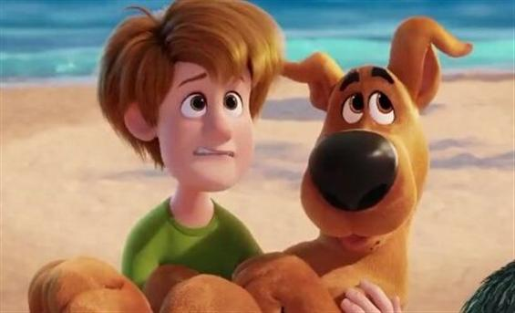 Adorable SCOOB! Trailer traces Scooby Doo's origin...