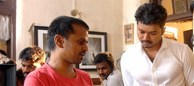 After Ajith, AR Murugadoss in talks with Vijay Tamil Movie ...
