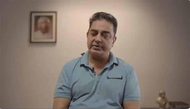 After Hindi Imposition, Kamal Haasan slams Public Exams for Class 5!