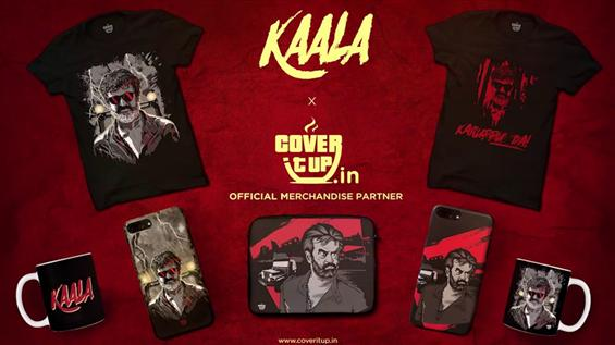 After Kabali, Cover It Up returns with Kaala Merchandise!