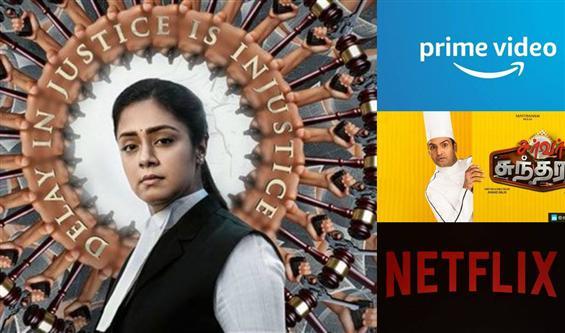 After Ponmagal Vandhal, Tamil Films consider direct OTT Release!