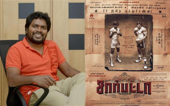 After Sarpatta, director Pa Ranjith to direct a ro...