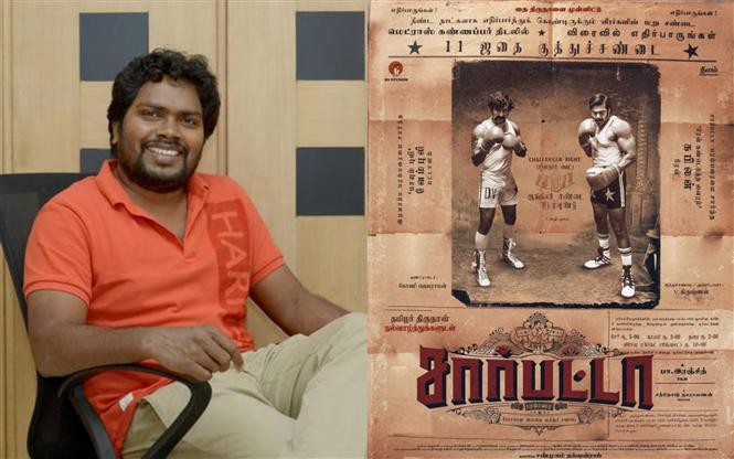 After Sarpatta, director Pa Ranjith to direct a romance film!