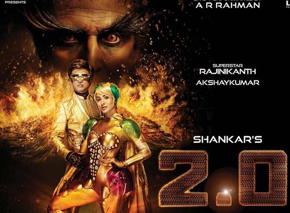 After Telugu Cinema, Rajinikanth's 2.0 faces troub...