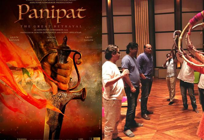 Image result for panipat movie director
