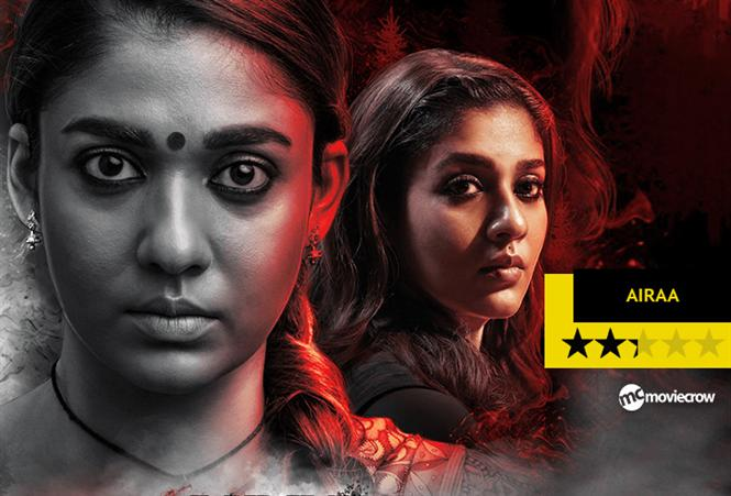 Airaa Review - Lacks the punch and engagement factor of a gripping horror!