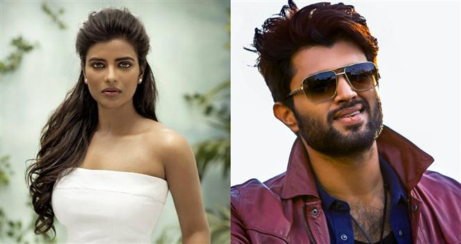 Aishwarya Rajesh to make her Telugu debut opposite Vijay Devarakonda
