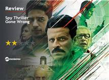 Aiyaary Review - Spy Thriller Gone Wrong Image