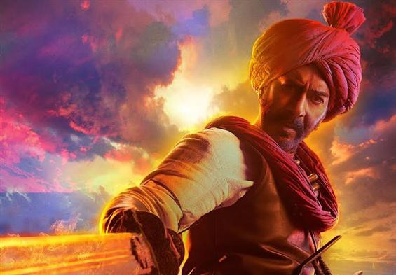 Ajay Devgn thanks UP Govt for making Tanhaji Tax-Free!