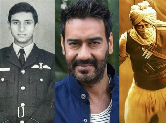 Ajay Devgn's Tanhaji The Unsung Warrior and Bhuj The Pride Of India get release dates
