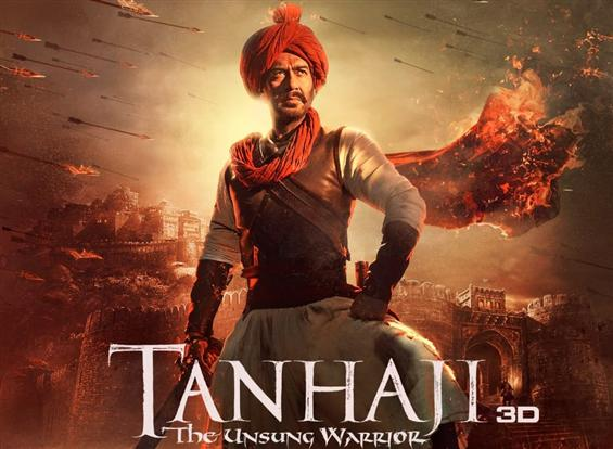 Ajay Devgn's Tanhaji: The Unsung Warrior Trailer release date