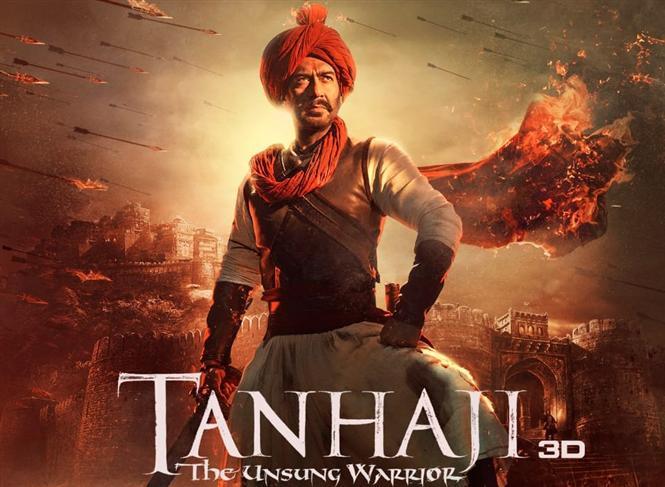 Ajay Devgn's Tanhaji: The Unsung Warrior Trailer release date