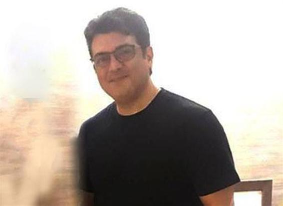 Ajith back to sporting Black hair for AK 60!