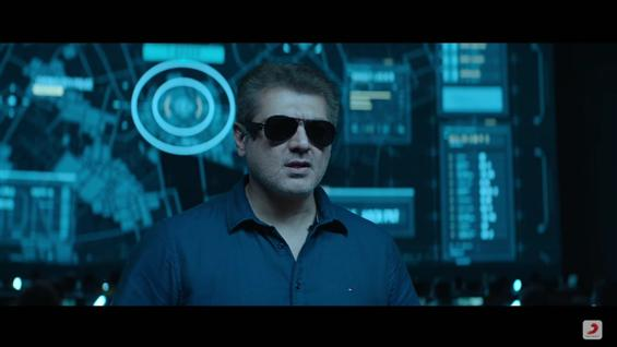Ajith Kumar in Glimpses of Valimai! Movie Out for ...